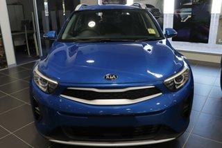 2021 Kia Stonic YB MY21 Sport FWD Sporty Blue 6 Speed Automatic Wagon.