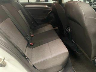 2016 Volkswagen Golf VII MY17 92TSI Trendline White 6 Speed Manual Hatchback