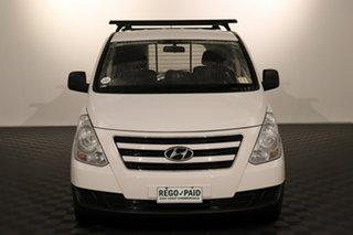 2017 Hyundai iLOAD TQ3-V Series II MY16 White 5 speed Automatic Van.