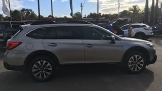 2016 Subaru Outback B6A MY16 2.5i CVT AWD Premium Billet Silver 6 Speed Constant Variable Wagon