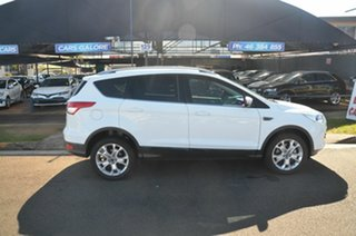 2016 Ford Kuga TF MK 2 Trend (AWD) White 6 Speed Automatic Wagon.