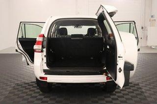 2016 Toyota Landcruiser Prado GDJ150R GX Glacier 6 speed Automatic Wagon