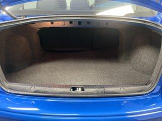 2014 Mitsubishi Lancer CJ MY15 LS Blue 5 Speed Manual Sedan