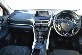 2019 Mitsubishi Eclipse Cross YA MY18 ES (2WD) Silver Continuous Variable Wagon