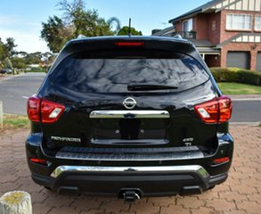 2017 Nissan Pathfinder R52 Series II MY17 Ti X-tronic 2WD Black 1 Speed Constant Variable Wagon