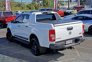 2018 Holden Colorado RG MY18 Z71 Pickup Crew Cab White 6 Speed Sports Automatic Utility.