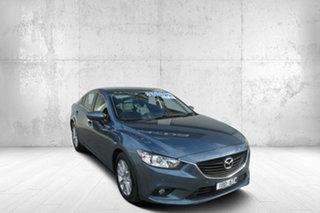 2013 Mazda 6 GJ1031 Touring SKYACTIV-Drive Blue 6 Speed Sports Automatic Sedan.