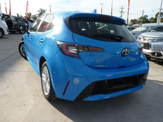 2018 Toyota Corolla Mzea12R Ascent Sport Eclectic Blue 10 Speed Constant Variable Hatchback.