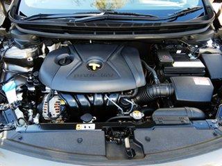 2013 Kia Cerato TD MY13 S Brown 6 Speed Sports Automatic Sedan