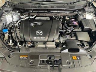 2013 Mazda CX-5 KE1031 MY13 Maxx SKYACTIV-Drive AWD Sport Aluminium 6 Speed Sports Automatic Wagon