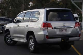 2008 Toyota Landcruiser UZJ200R GXL Silver 5 Speed Sports Automatic Wagon.