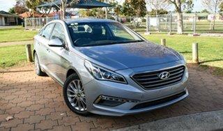 2016 Hyundai Sonata LF3 MY17 Active Grey 6 Speed Sports Automatic Sedan.