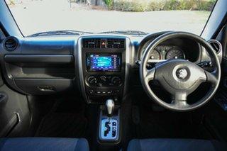 2013 Suzuki Jimny SN413 T6 Sierra White 4 Speed Automatic Hardtop.