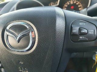 2015 Mazda BT-50 UP0YF1 XT Freestyle Titanium Grey 6 Speed Manual Cab Chassis.
