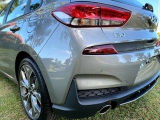 2021 Hyundai i30 PD.V4 MY21 N Line D-CT Premium Fluidic Metal 7 Speed Sports Automatic Dual Clutch