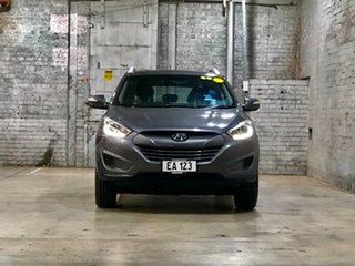 2014 Hyundai ix35 LM3 MY14 Active Grey 6 Speed Sports Automatic Wagon.