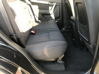 2012 Holden Captiva CG Series II 7 SX Carbon Flash Black 6 Speed Sports Automatic Wagon