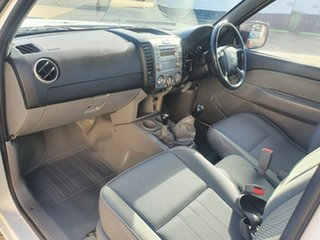 2009 Mazda BT-50 UNY0E4 DX White 5 Speed Manual Cab Chassis