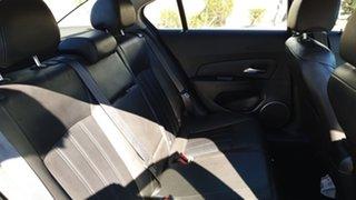 2011 Holden Cruze JH MY12 CDX Silver 5 Speed Manual Sedan