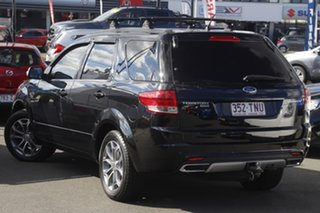 2013 Ford Territory SZ Titanium Seq Sport Shift Black 6 Speed Sports Automatic Wagon.