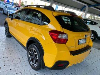2015 Subaru XV 2.0i - Special Edition Yellow Constant Variable Wagon