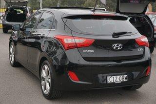 2012 Hyundai i30 GD Premium Black 6 Speed Sports Automatic Hatchback