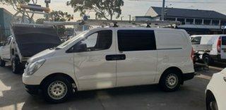 2012 Hyundai iLOAD TQ MY13 White 5 Speed Automatic Van