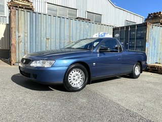2003 Holden Ute VY Blue 4 Speed Automatic Utility