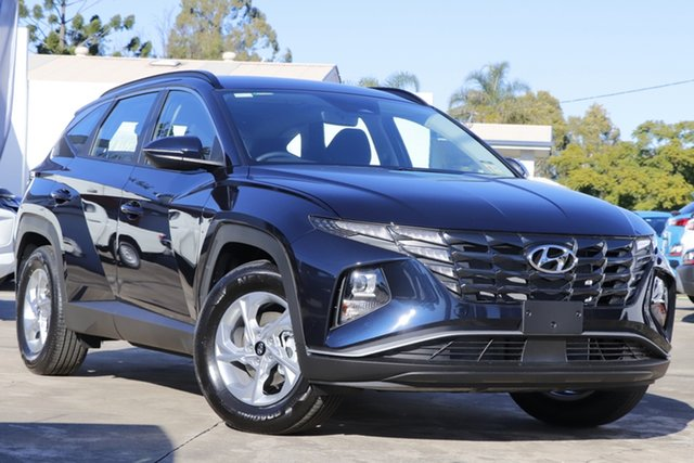 New Hyundai Tucson NX4.V1 MY22 2WD Beaudesert, 2021 Hyundai Tucson NX4.V1 MY22 2WD Deep Sea 6 Speed Automatic Wagon