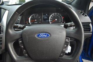 2015 Ford Falcon FG X XR6 Ute Super Cab Turbo Blue 6 Speed Manual Utility