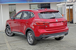 2020 MG HS SAS23 MY21 Essence DCT FWD Red 7 Speed Sports Automatic Dual Clutch Wagon.