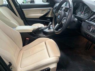 2014 BMW 3 Series F34 MY1114 320d Gran Turismo M Sport Black 8 Speed Sports Automatic Hatchback