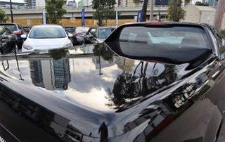 2016 Holden Ute VF II MY16 SS V Ute Black 6 Speed Manual Utility