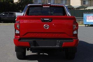 2021 Nissan Navara D23 MY21 ST Burning Red 7 Speed Sports Automatic Utility