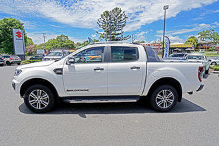 2020 Ford Ranger PX MkIII 2020.75MY Wildtrak Arctic White 6 Speed Sports Automatic