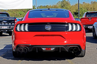 2019 Ford Mustang FN 2019MY GT Race Red 10 Speed Sports Automatic Fastback