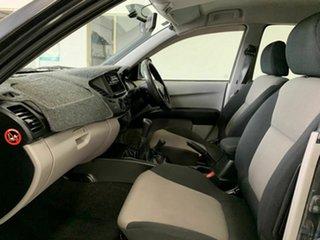 2011 Mitsubishi Triton MN MY11 GL-R Double Cab Grey 5 Speed Manual Utility