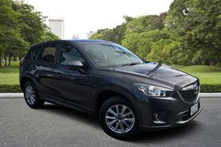 2014 Mazda CX-5 KE1031 MY14 Maxx SKYACTIV-Drive AWD Sport Grey 6 Speed Sports Automatic Wagon.