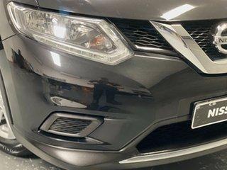 2017 Nissan X-Trail T32 ST X-tronic 2WD Diamond Black 7 Speed Constant Variable Wagon.