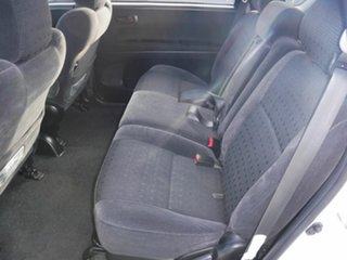 2007 Toyota Avensis Verso ACM21R GLX White 4 Speed Automatic Wagon
