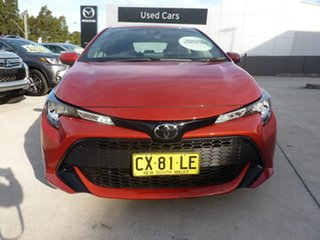 2020 Toyota Corolla Mzea12R Ascent Sport Volcanic Red 10 Speed Constant Variable Hatchback.