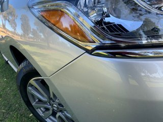 2014 Nissan Pathfinder R52 MY14 ST X-tronic 2WD Brilliant Silver 1 Speed Constant Variable Wagon.