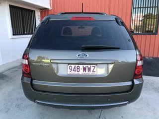 2010 Ford Territory SY MkII TS RWD Limited Edition Bronze 4 Speed Sports Automatic Wagon