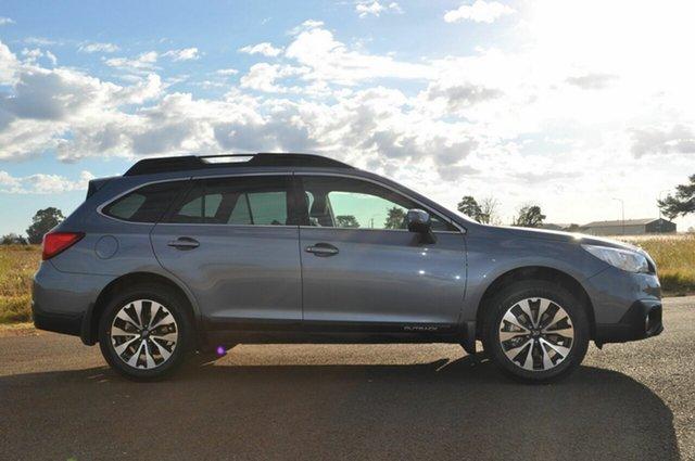 Used Subaru Outback 2.5I Kingaroy, 2017 Subaru Outback OW25IA 2.5I Grey 6 Speed Auto Active Select Wagon