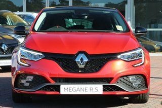 2021 Renault Megane BFB R.S. EDC Trophy Pearl White 6 Speed Sports Automatic Dual Clutch Hatchback