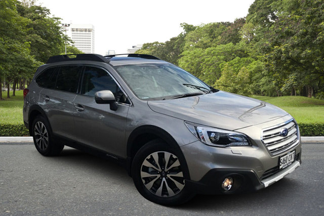 Used Subaru Outback B6A MY16 2.5i CVT AWD Premium Paradise, 2016 Subaru Outback B6A MY16 2.5i CVT AWD Premium Billet Silver 6 Speed Constant Variable Wagon