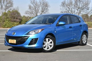 2011 Mazda 3 BL10F1 MY10 Neo Activematic Blue 5 Speed Sports Automatic Hatchback