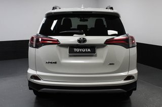 2016 Toyota RAV4 ASA44R GXL AWD White 6 Speed Sports Automatic Wagon.