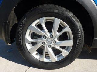 2019 Hyundai Tucson TL3 MY19 Active X 2WD Aqua Blue 6 Speed Automatic Wagon