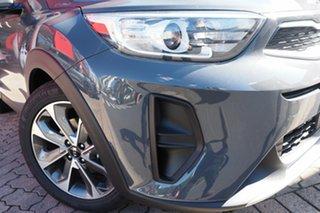 2021 Kia Stonic YB MY21 Sport FWD Perennial Grey 6 Speed Automatic Wagon.